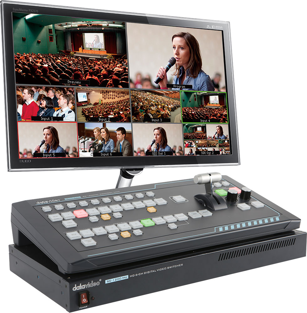 Switchers & Vision Mixers