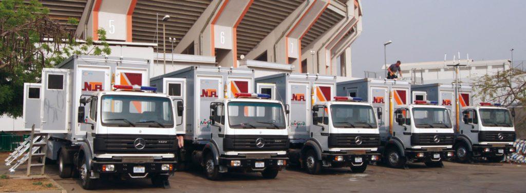 NTA OB Vans